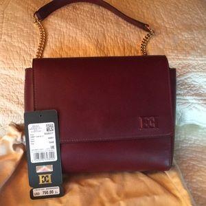 Escada leather bag